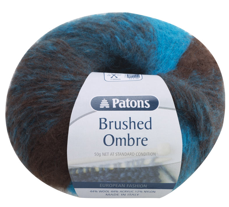 Patons Brushed Ombre