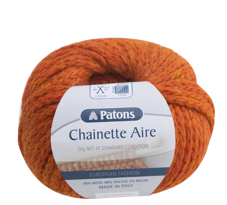 Patons Chainette Aire
