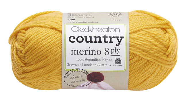 Country Merino 8 ply
