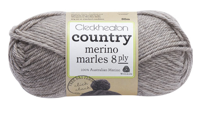 Country Merino Marles 8 ply