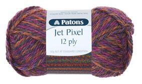 Patons Jet Pixel 12 Ply