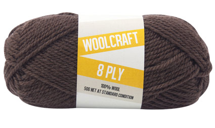 Woolcraft 8 ply