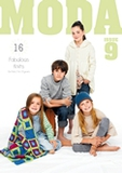 Moda 9 - 4 & 8 ply Kids - 16 Designs