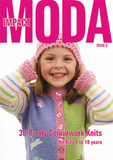 Moda 6 8ply Girls - 30 Designs