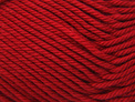 Red - Cotton Blend 8 ply
