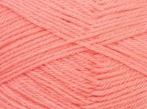 Coral - Baby Wool Merino 4ply